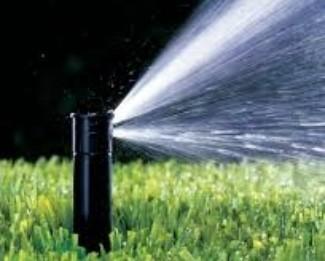 Sproei installatie tuin